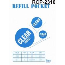 A'Star Clear Pocket Refill RCP-2310