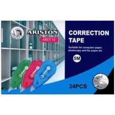 Correction Tape 5m- Act19 (1x24)