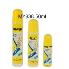 Water Glue MY-838 50ml (1x24)