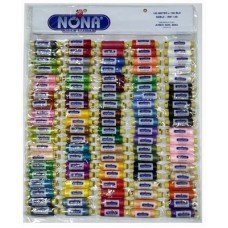 Benang Nona 100mm Colour ( 100pcs /Pkt ) *Non Returnable*