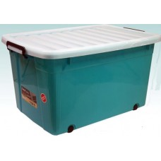 LAVA Storage Box W/Roller 80 Litre STBX 1709
