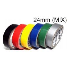 Cloth Tape 24mm -MIX
