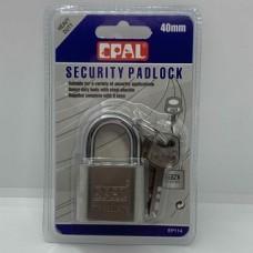 EPAL Security Padlock EP114 -40mm (1x6)