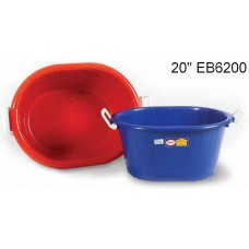 "Basin with Hanger Oval Shape 20"" EB6200 (Ellipse)"