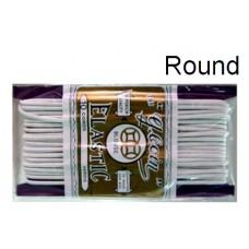 Coin Elastic- Round (1x12)