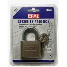 EPAL Security Padlock EP115 -50mm (1x6)