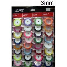 "Cloth Ribbon 1/4"" 6mm (1x48)"