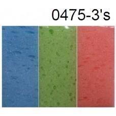 Kitchen Sponge 0475-3's (1x36)