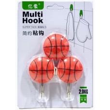 Cartoon Hook Basketball 2861 (1x12)