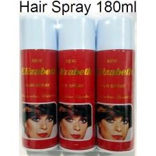 Elizabeth hair spray 180 (1x3)