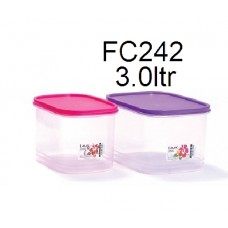 Lava Food Container 2.6L FC-242 (1x12)