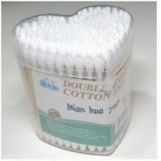 Cotton Bud Tin (Heart Shape) 120's (1x6)