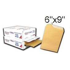 "Brown Envelope BM6090 06"" x09"" 120gm (1x100)"