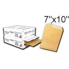 "Brown Envelope BM7010 07"" x10"" 120gm (1x100)"
