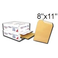 "Brown Envelope BM8011 08"" x11"" 120gm (1x100)"