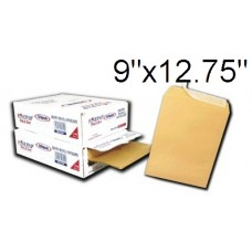 "Brown Envelope BM9126 09"" x12.75"" 120gm (1x100)"