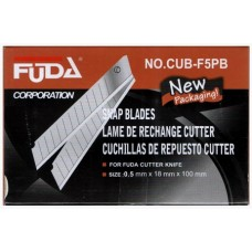 Fuda Cutter Blade 5's F5B-L (1x20)