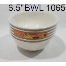 """AS Bowl 6.5"""" BWL 1065 (6's) 1x3"""