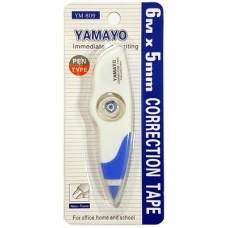 Yamayo Correction Tape YM809 -6M