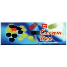 Carrom Men (1x12)