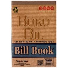 Bill Book 8 x 5