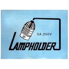 Lamp Holder B22 SE-200Pin (12pcs /Box)