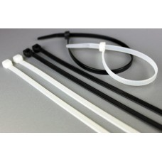 """Cable Tie Black 04"""" 100mm x 2.5mm"""