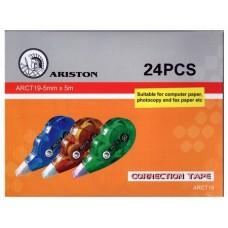 Correction Tape 5m- Act19 (24card Box )