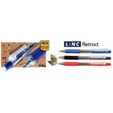 Ball Pen LB4015-Black (50pcs /Box)