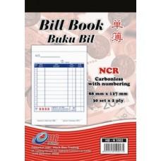 Bill Book NCR Numberling HB-N3502 ( Mini )