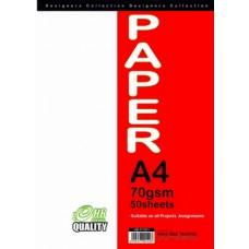 HB White Paper A4-70g 50's P1002