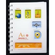 Note Book A6 80's 28850-18