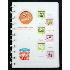 Note Book A6 80's 50100-19