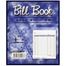 """Bill Book 6x7"""" 40x2 BB-T6702"""