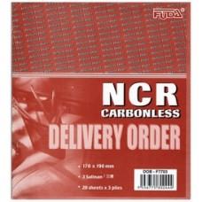 Delivery Order 20x3 NCR FUDA DOB-F7703