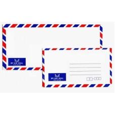 "White Airmail Envelope 3.5x6"""