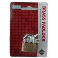 Brass Padlock Epal EP 382C - 25mm
