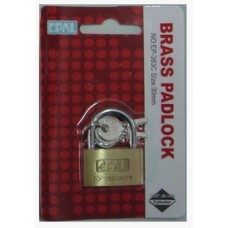 Brass Padlock Epal EP 383C - 30mm