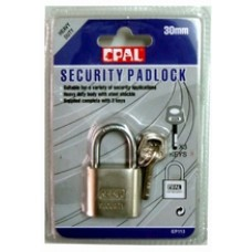 EPAL Security Padlock EP113-30mm