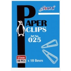 Acura Paper Clip 25mm (1x10)