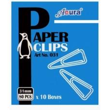 Acura Paper Clip 31mm (1x10)