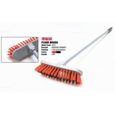 PVC Floor Brush 313 w/Handle
