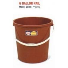 Baldi 6 Gallon Pail -V6000