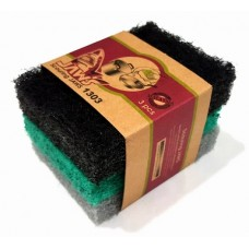 "JAWS Scouring Pad 1"" MIX 1303"