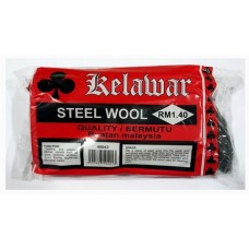Steel Wool Kelawar ( Red ) 1.40