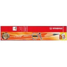 Stabilo X-Shock 2B Pencil+Eraser 286121182N