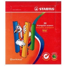 Stabilo Eraser Trio 1199