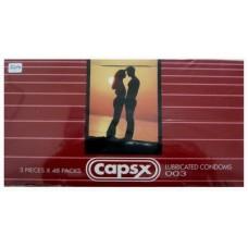 CAPSX Condoms 003 (48pack /Box)