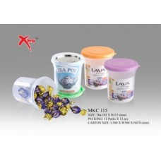 Lava Candy Container MKC-115