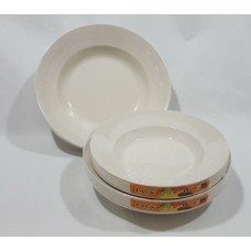 """AS Plate 10"""" Deep PLT 1310 ( 6's /Pkt )"""